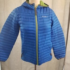Kid's Eddie Bauer down jacket